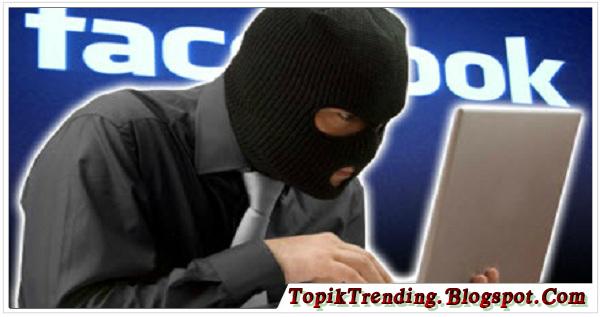 Awas, Akun Facebook Anda Di Bajak !