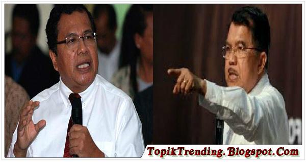 Gara-Gara Rizal Ramli, Jusuf Kalla Siap Mundur Dari Jabatannya