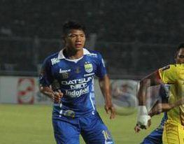 Ahmad Jurfriyanto Kembali ke Persib Bandung