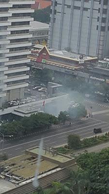 Pemberitaan Teror Bom Sarinah: TV One, iNews, Eshinta Kena Sanksi KPI