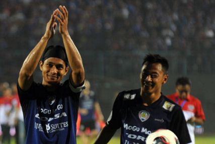 Dua Eks Pemain Arema Gabung Persib Bandung