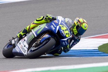 Rossi Siap Pensiun dari MotoGP