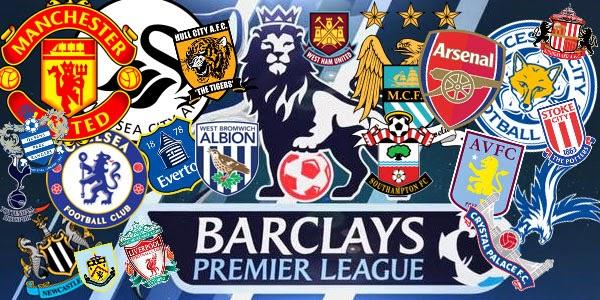 Jadwal Liga Inggris 17-18 Desember 2016: Manchester City vs Arsenal