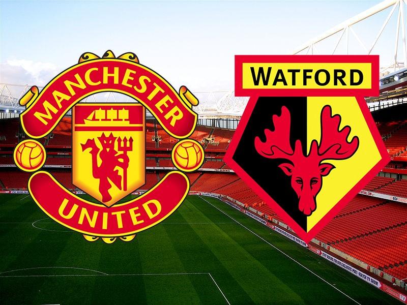Siaran Langsung-Live Streaming Manchester United vs Watford Sabtu 11/2/2017