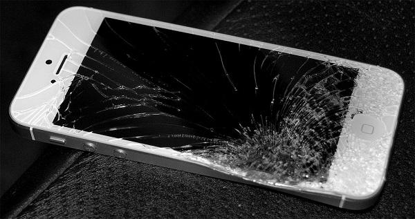 Tahun 2020 Nanti, Layar Smartphone yang Retak Dapat Pulih Dengan Sendirinya