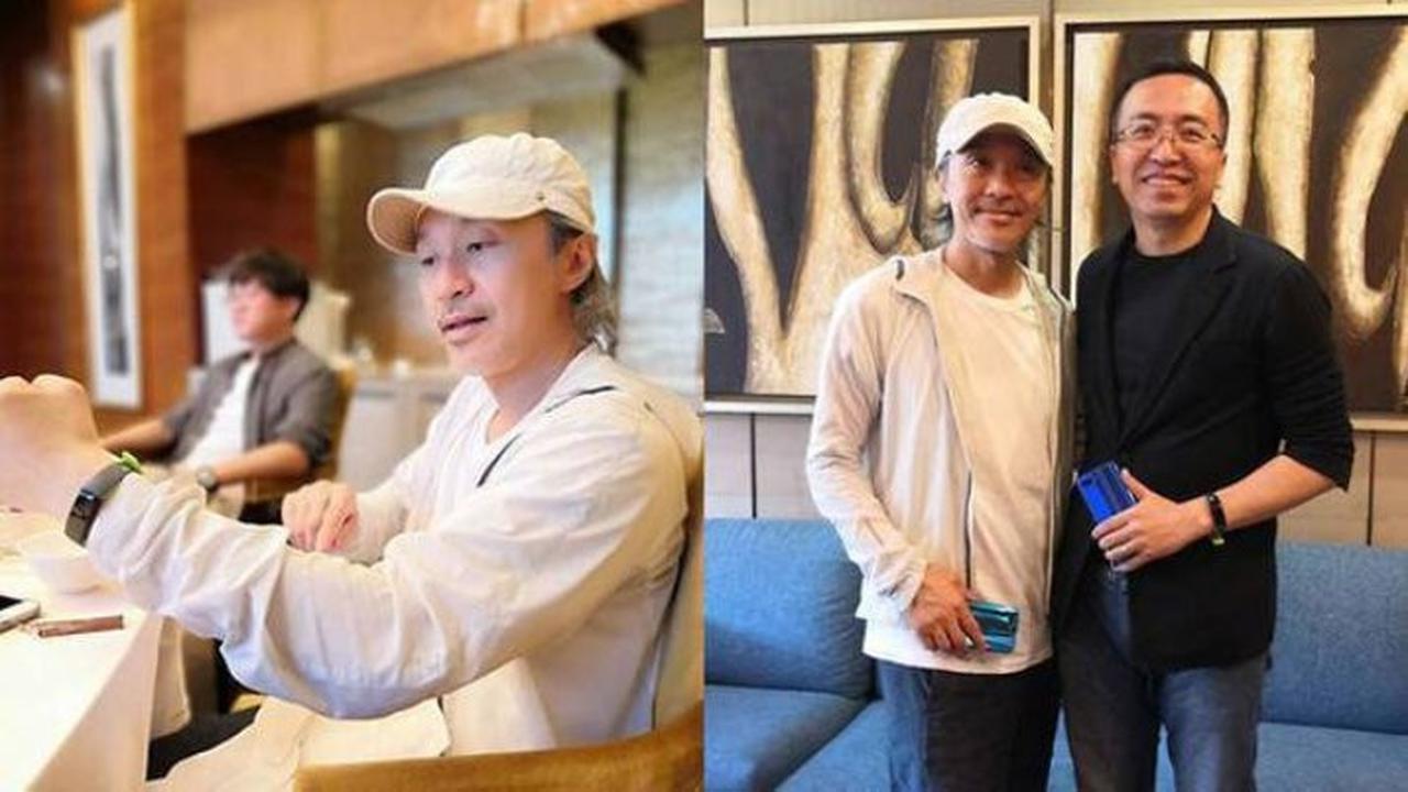 MIRIS Ini Sekarang Penampilan Stephen Chow Setelah Berusia 55 Tahun