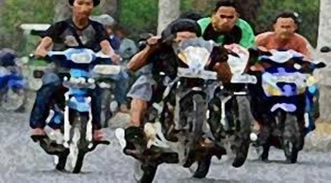 Sudah Sangat Meresahkan Warga, Geng Motor Asal Sukabumi Ditangkap
