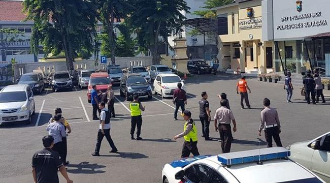 Tempat Pemboman Terduga Teroris Di Surabaya Bertambah