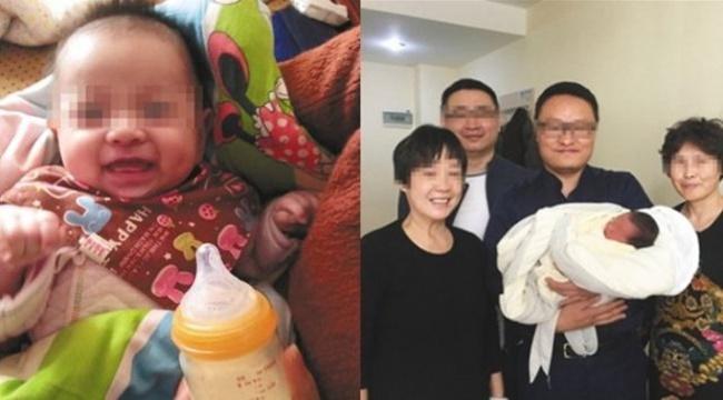 Tian Tian Bayi Asal China Ini Lahir 4 Tahun Setelah Kematian Orang Tuanya