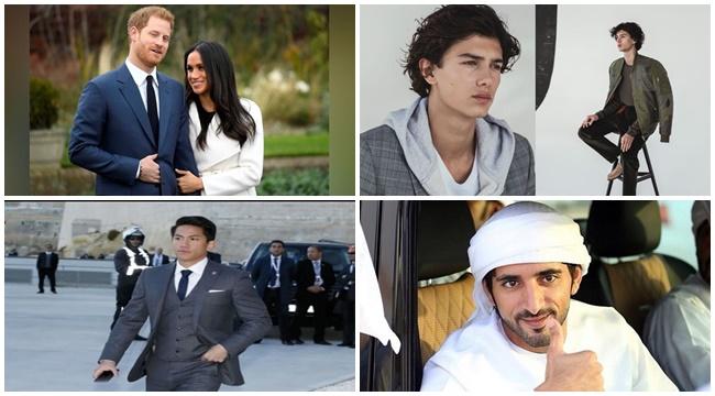 Di Saat Pangeran Harry Menikah , Ini 5 Pangeran Dunia yang Masih Jomblo