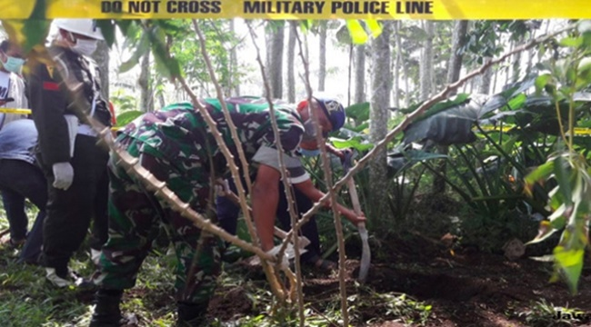 Diculik Dan Dibunuh Lantaran Selingkuh Dengan Istri Anggota TNI