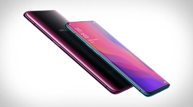 Flagship Smartphone Keluaran Terbaru Dari Oppo Find X