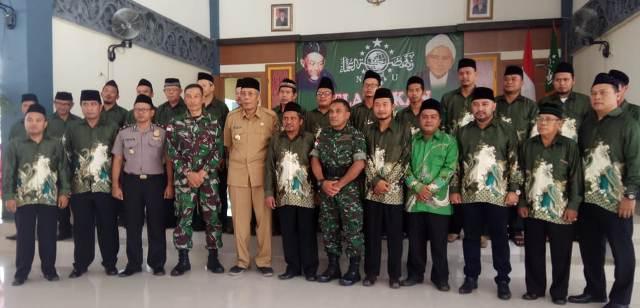 Bupati Hadiri Pelantikan Pengurus Cabang Nahdlatul Ulama Kabupaten Sintang