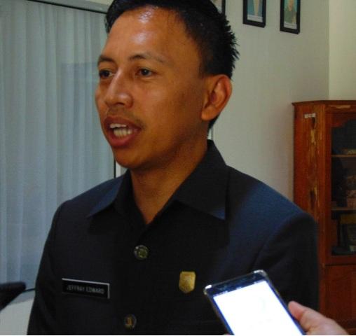 Tanggapan Jeffray Ketua DPRD Usai Paripurna Ke 14 Masa Persidangan III Sintang