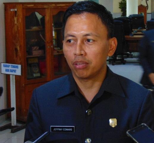 Wawancara Ketua DPRD sintang Usai Paripurna Ke 15 Masa Persidangan Ke-3 DPRD Sintang