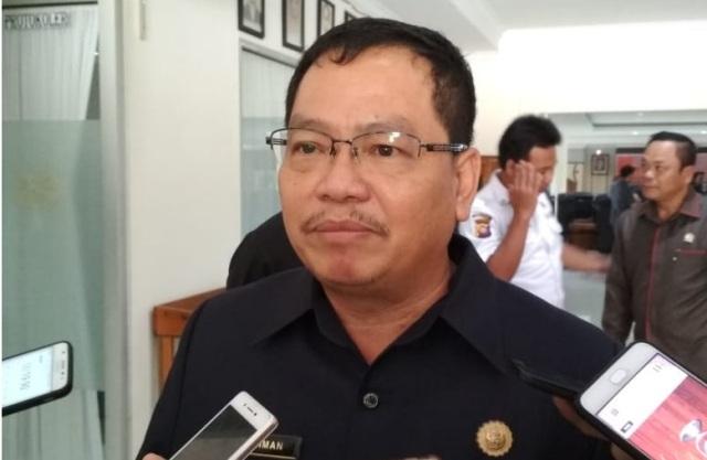 Tanggapan Wakil Bupati Sintang Usai Paripurna Ke 16 Kabupaten Sintang