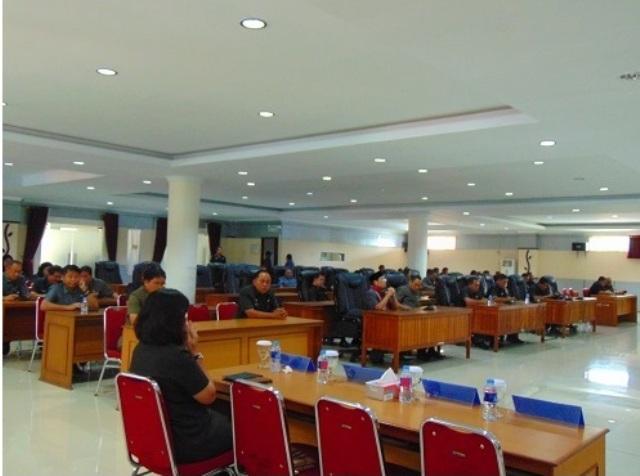 Jawaban Bupati Sintang Terhadap Pandangan Umum Fraksi NASDEM Pada Paripurna Ke 17 DPRD Sintang