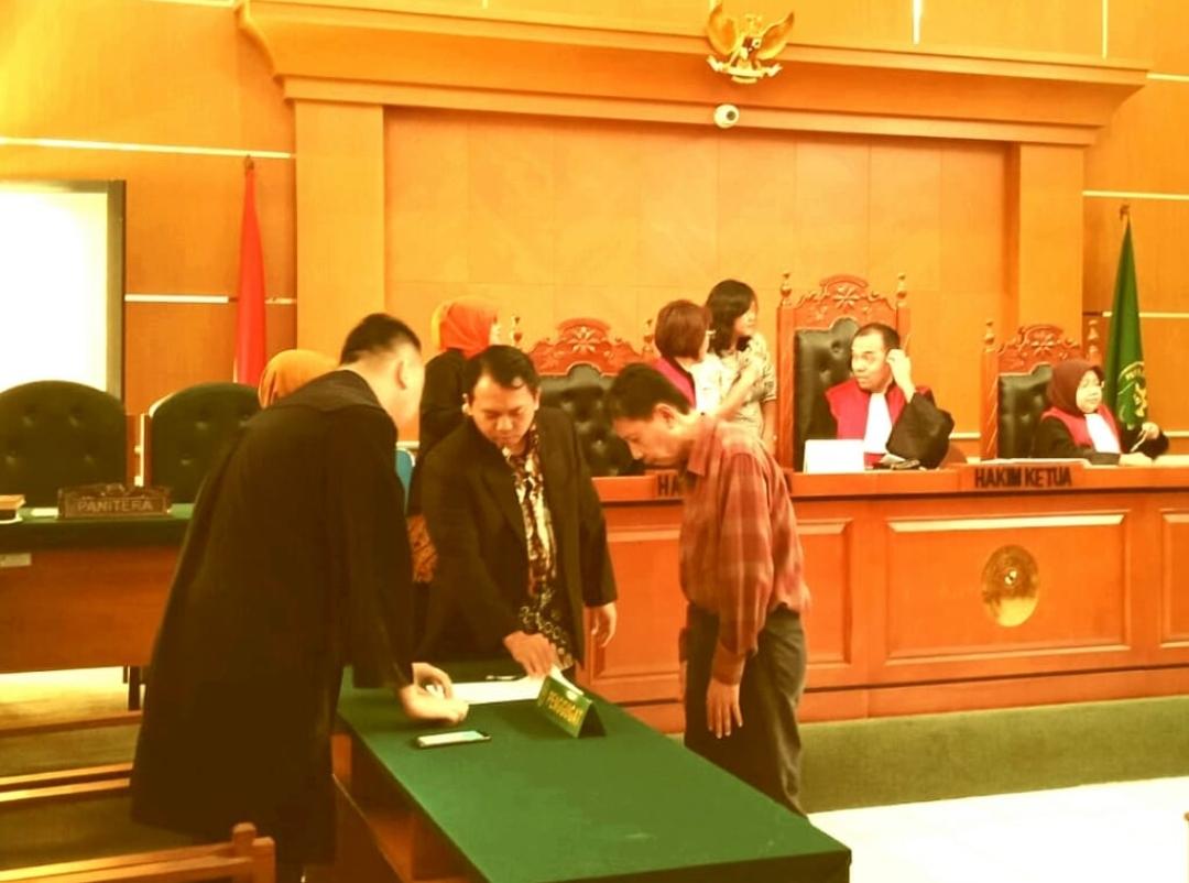 Udi Caleg DPD RI Dapil Jabar Tersangkut Hukum