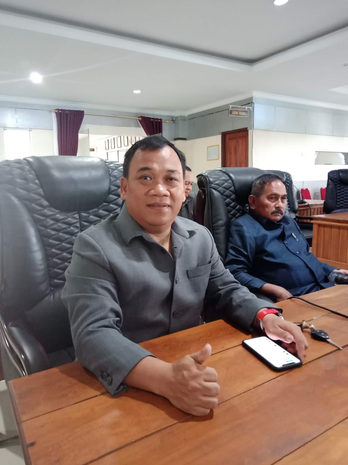Dewan Minta Warga Bantu Sukseskan Pembangunan