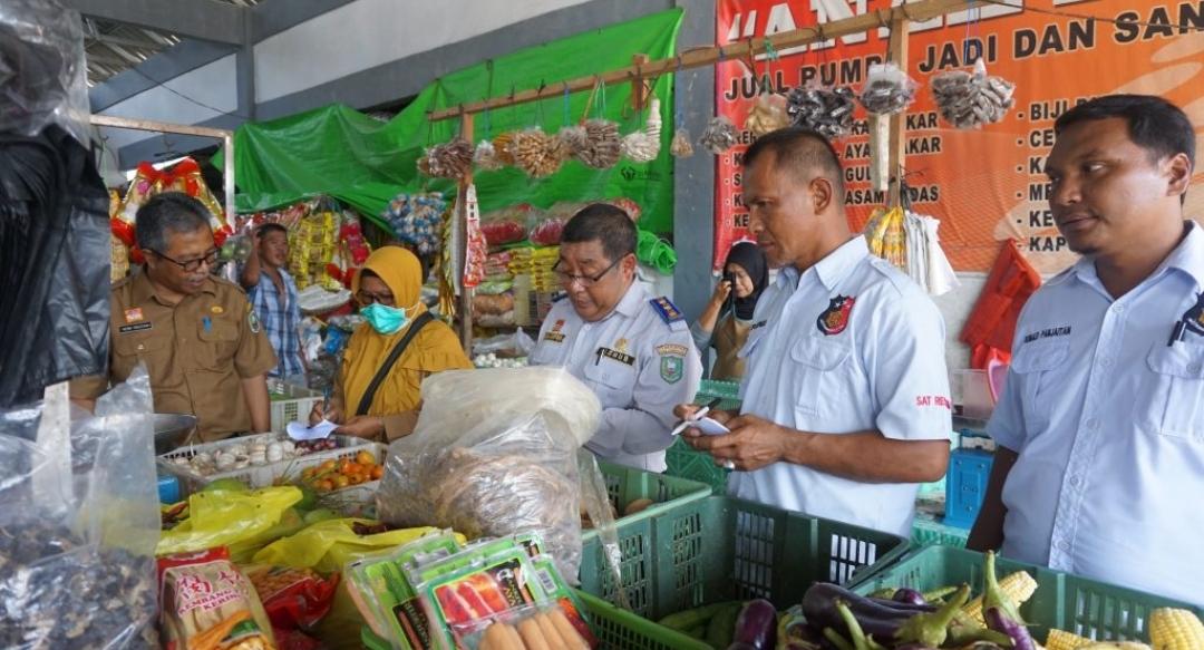 Jelang Ramadhan, BPOM Sanggau dan Instansi Terkait Gelar Razia