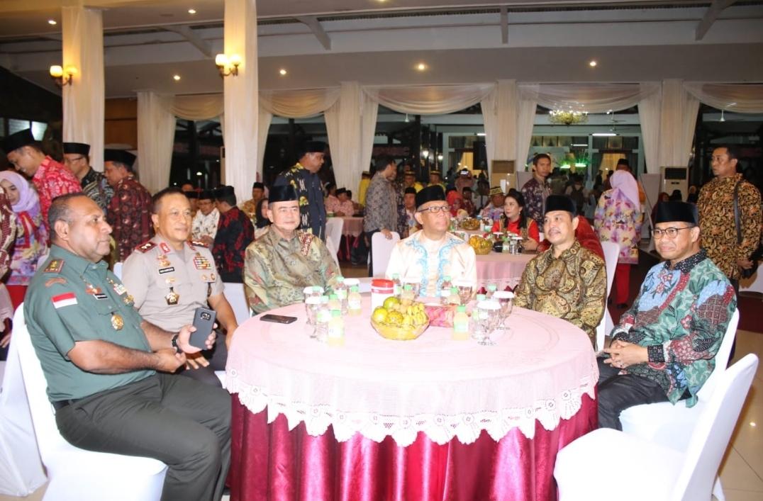 Pangdam Tanjung Pura Hadiri Malam Ta'aruf Seleksi Tilawatil Quran (STQ) Nasional XXV