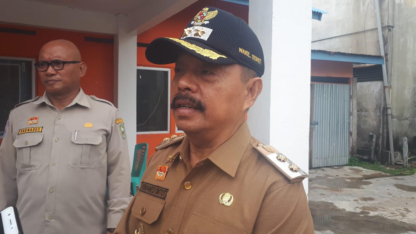 Wakil Bupati Sanggau: Mudah Mudahan Bukan Janji tinggal Janji