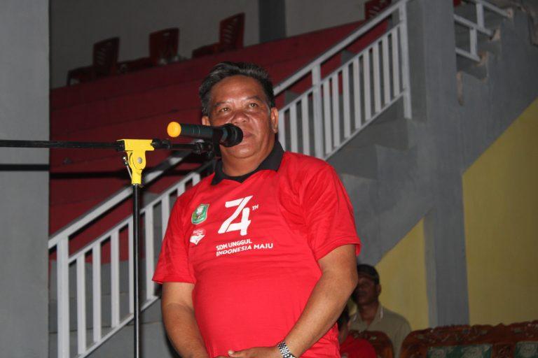 Bupati Sanggau :Jaga keutuhan NKRI jangan mudah terprovokasi