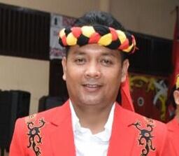 DAD Sanggau Beri Ucapkan Selamat Kepada 40 Anggota DPRD Yang akan Dilantik.