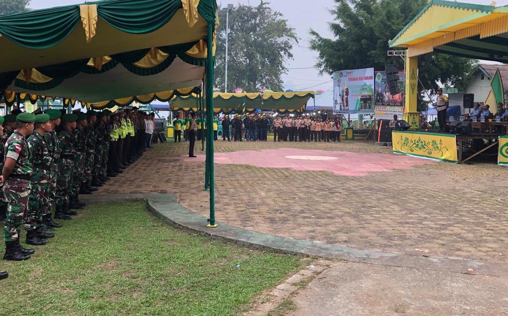 Kapolres Sanggau: TNI, Polri dan Stakeholder yang ada senantiasa siap menjaga  kegiatan agar tertib dan kondusif