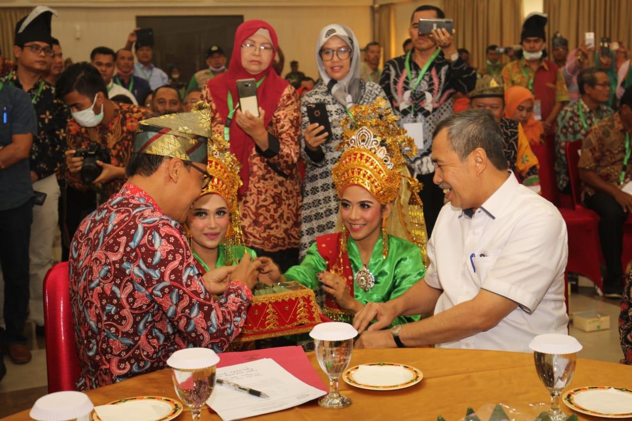 Wujudkan Kedaulatan Pangan Menuju Indonesia Lumbung Pangan Dunia