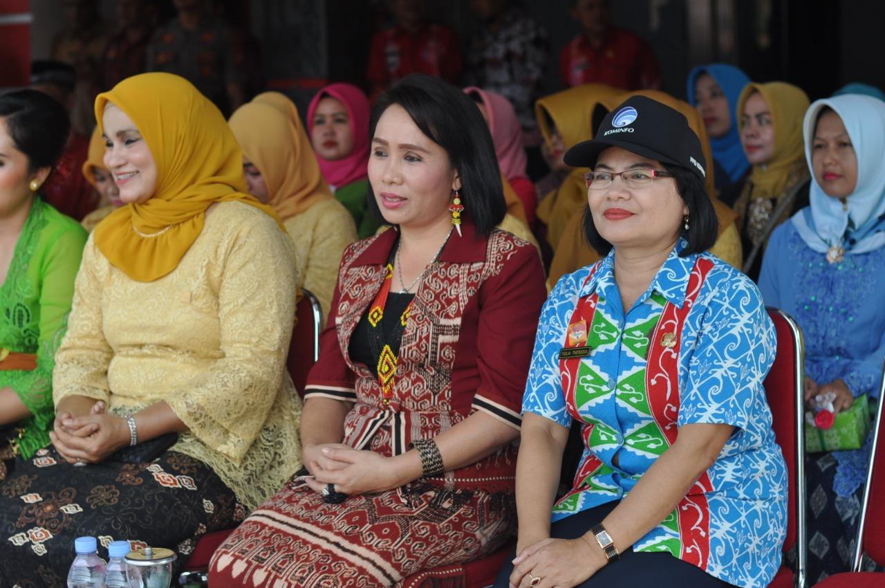 Anggota DPRD Kabupaten Sanggau,Susana Herpena : ini miniatur Indonesia yang wajib kita jaga