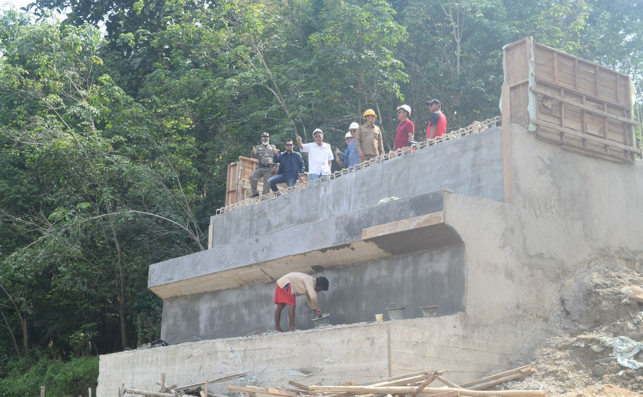 Dewan Apresiasi Pembangunan Jembatan Nyange