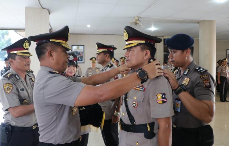 Serah Terima Jabatan Dir Binmas Polda Kalbar, Irjen Pol Didi Haryono Sampaikan PR Dalam Mendukung Pembangunan Daerah