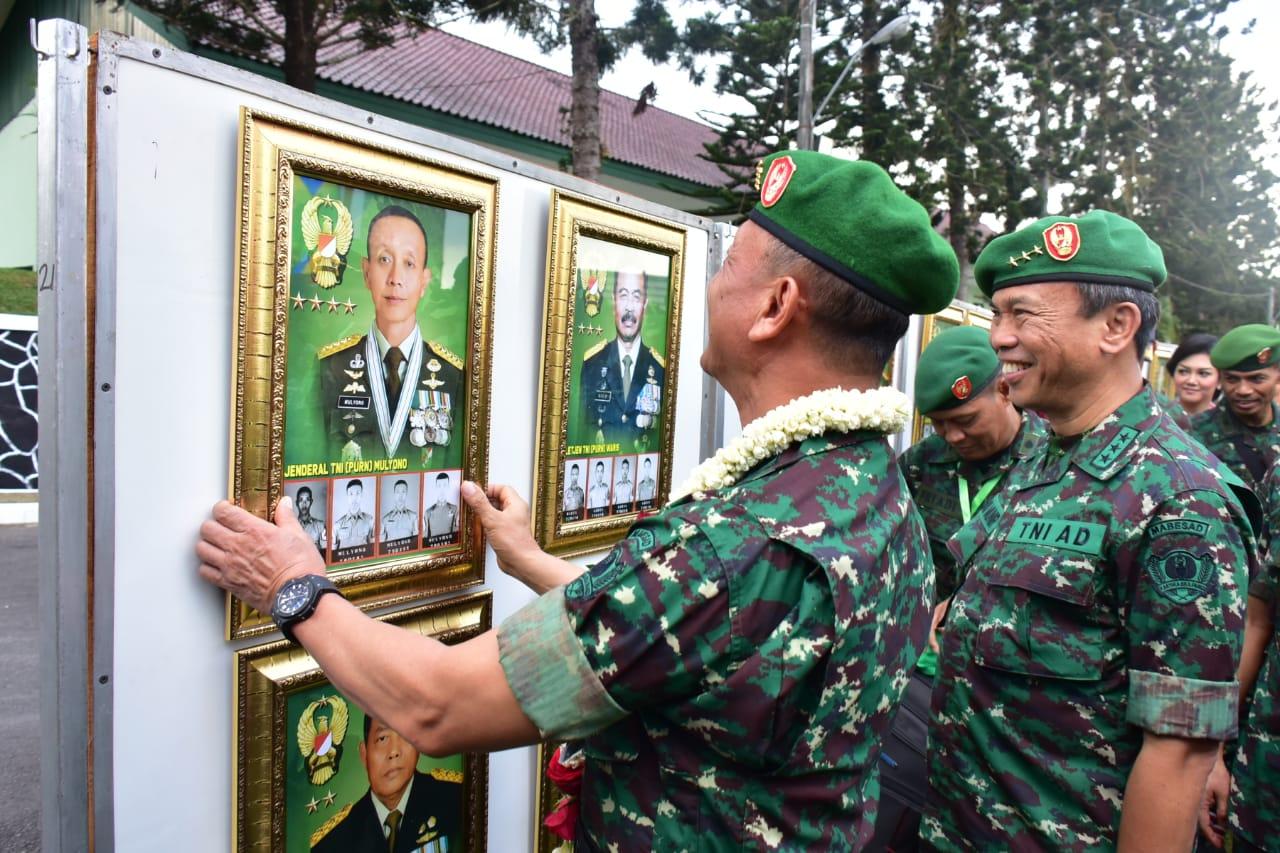 168 Calon Wisudawan Purnawira Pati TNI AD Gelar Temu Kangen di Akmil