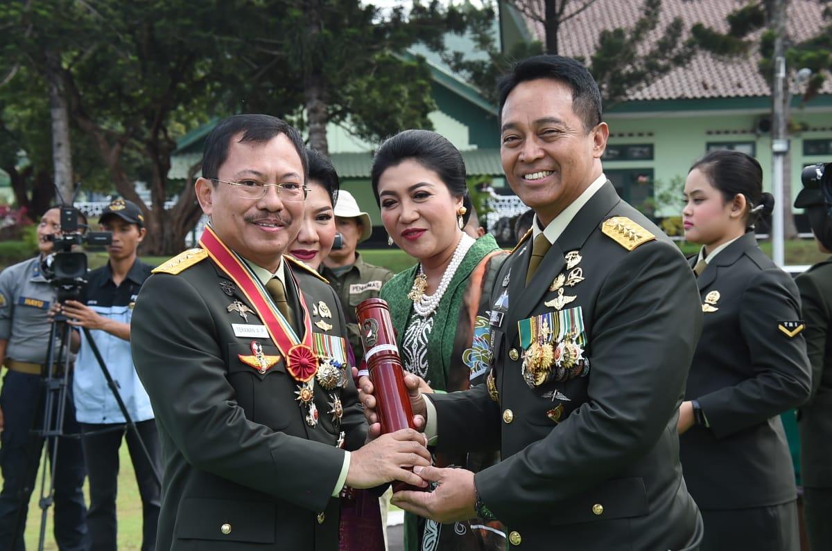 Kasad : Wisuda Purnawira, Penghormatan Kesempurnaan Pengabdian Pati TNI AD