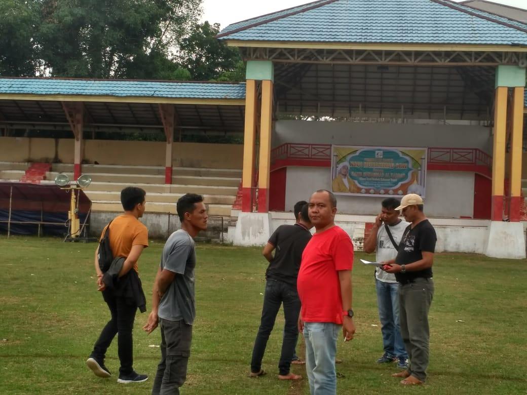 Turnamen Sepak Bola Pedalaman Cup  Kecamatan Ke-4,Resmi di Buka