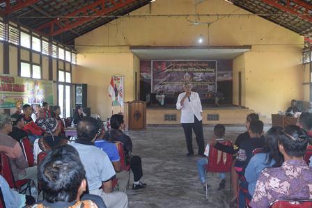 Jarot Winarno Hadiri Silaturahmi Forum Pemuda Jawa (FPJ) Kabupaten Sintang Tahun 2019