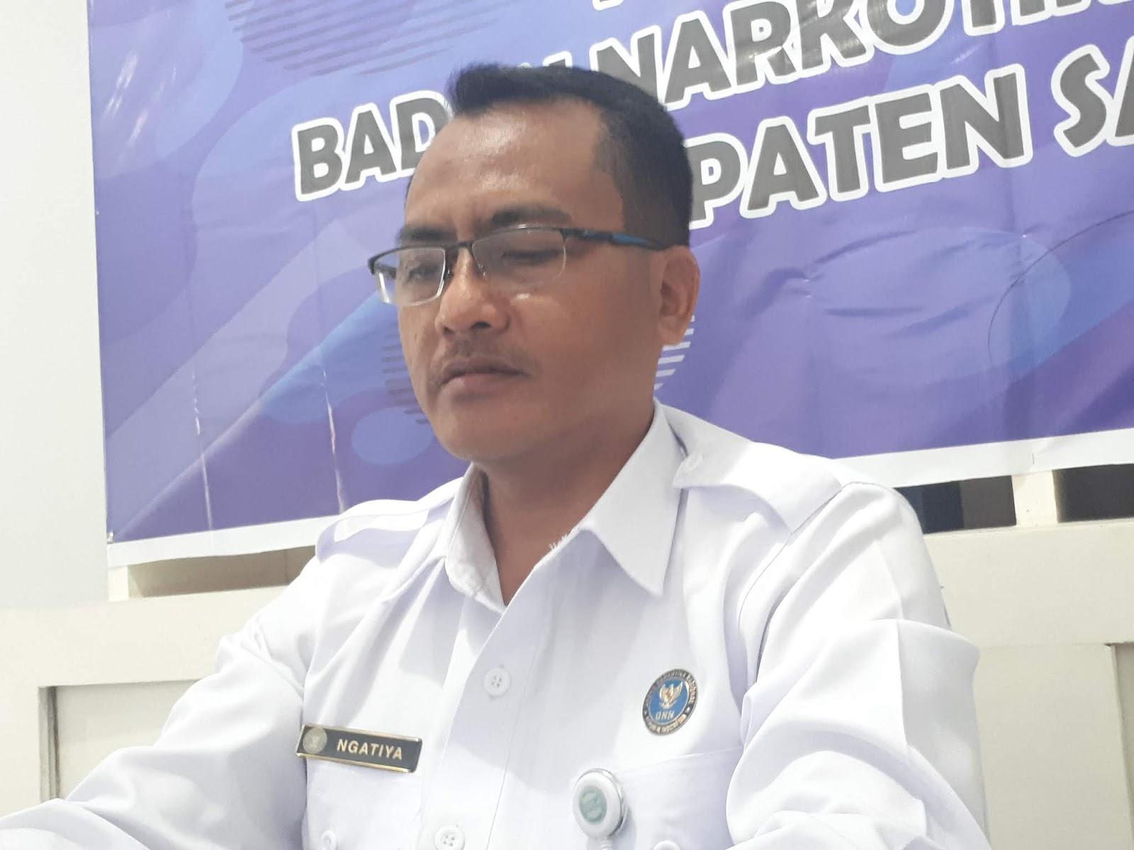 Pemberantasan Narkoba di Sanggau BNNK libatkan BNNP Kalbar/BNN RI dan juga Polres Sanggau