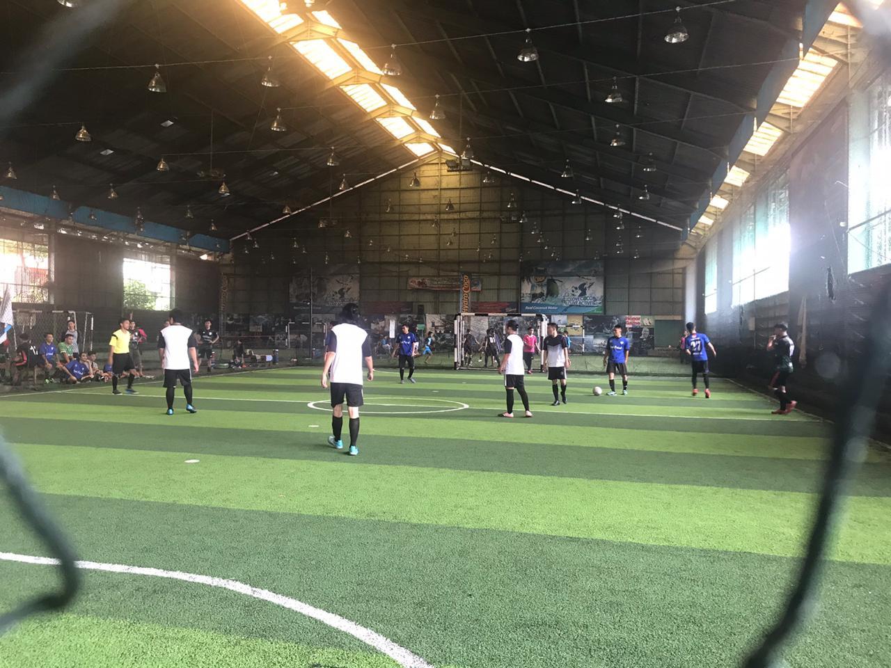Mempererat Kekeluargaan, Mahasiswa asal Sanggau di Malang Selenggarakan Turnamen Futsal Antar kecamatan