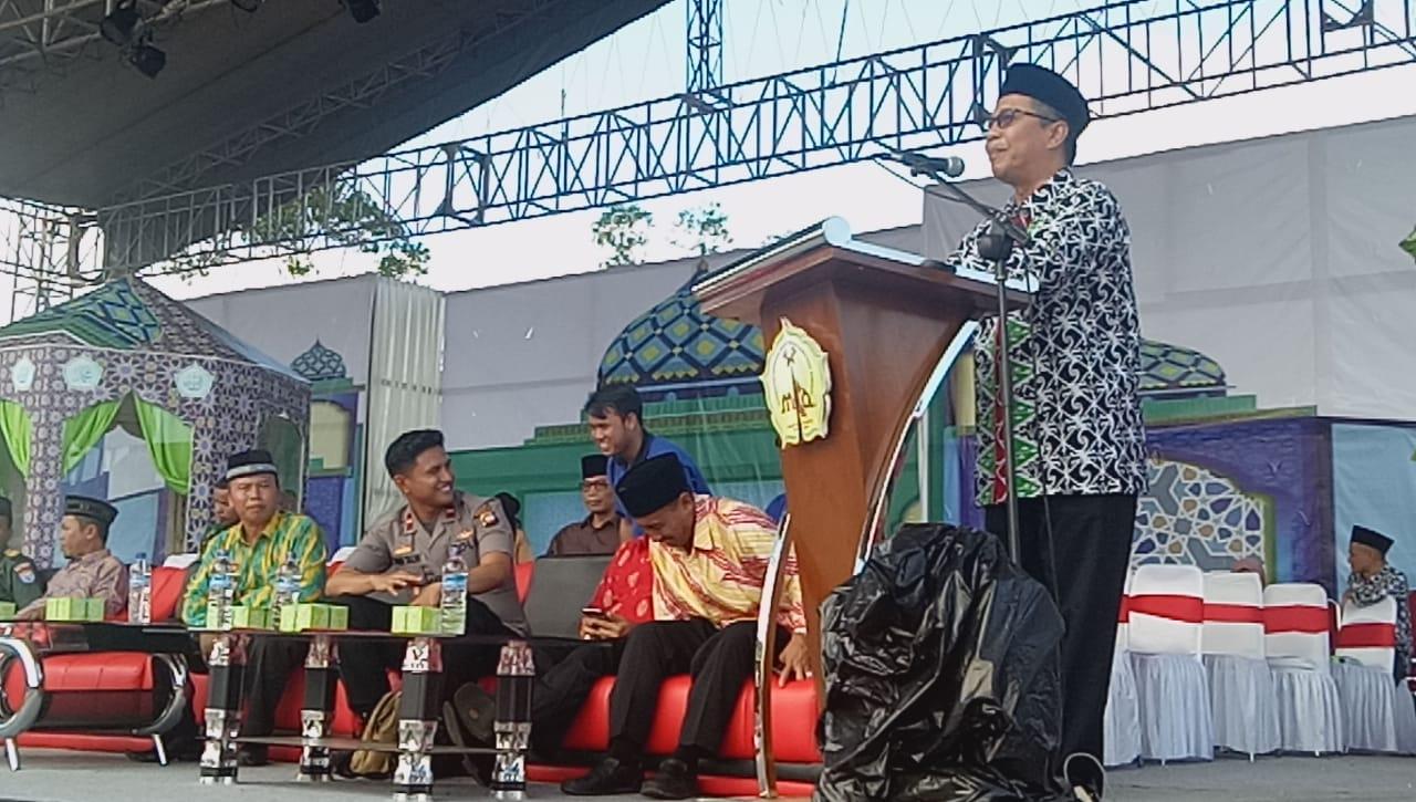 MTQ ke-28 Kecamatan Bonti Jadi Tuan Rumah Tingkat Kabupaten Sanggau.