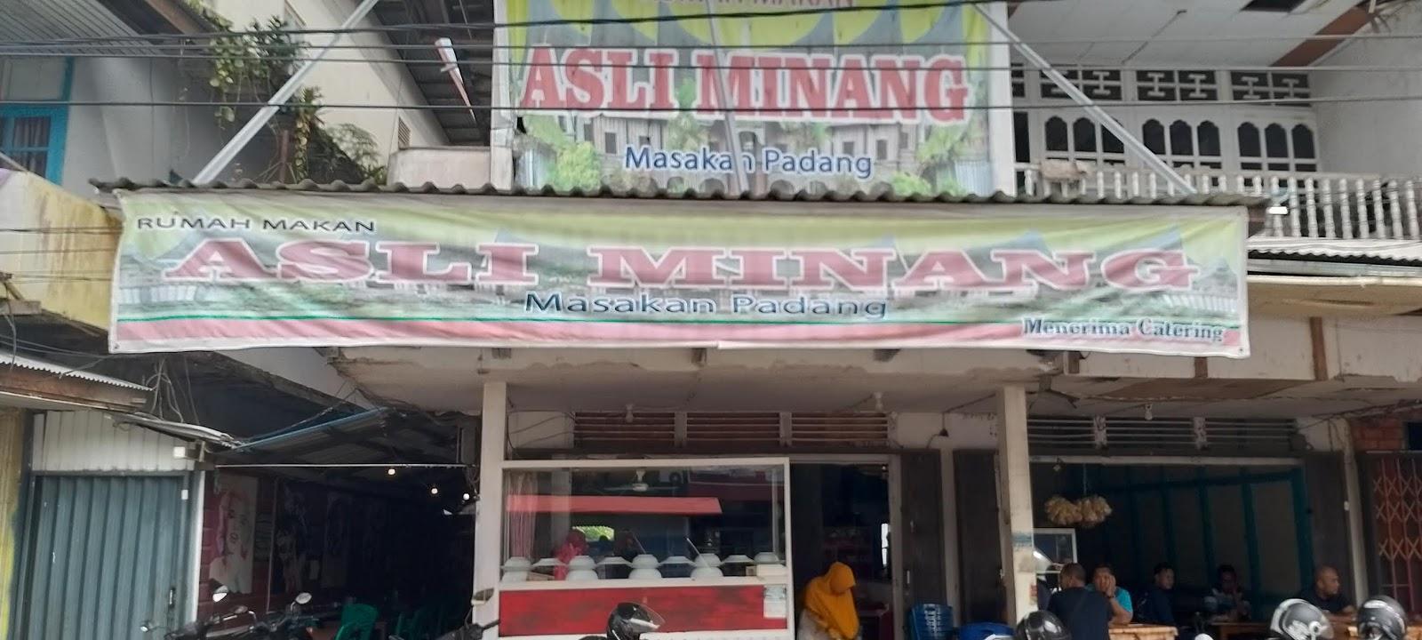 Rumah Makan Asli Minang Sanggau tak kalah lezat dengan Restoran Bintang Lima