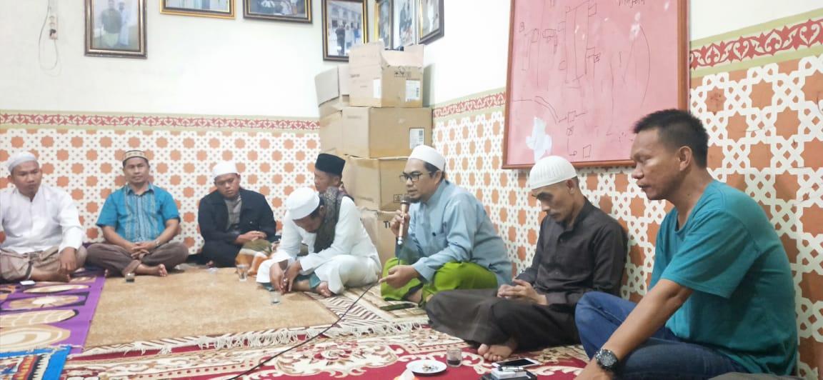 Persiapan pelaksana bershalawat dua negara Indonesia – Malaysia rampung sampai 98%