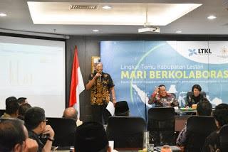 Jarot Winarno Hadiri Forum SDG