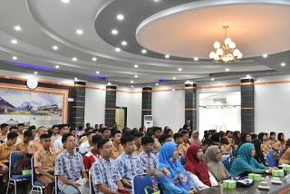 Asisten 3 Buka Sosialisasi Seleksi Pencatar STTD