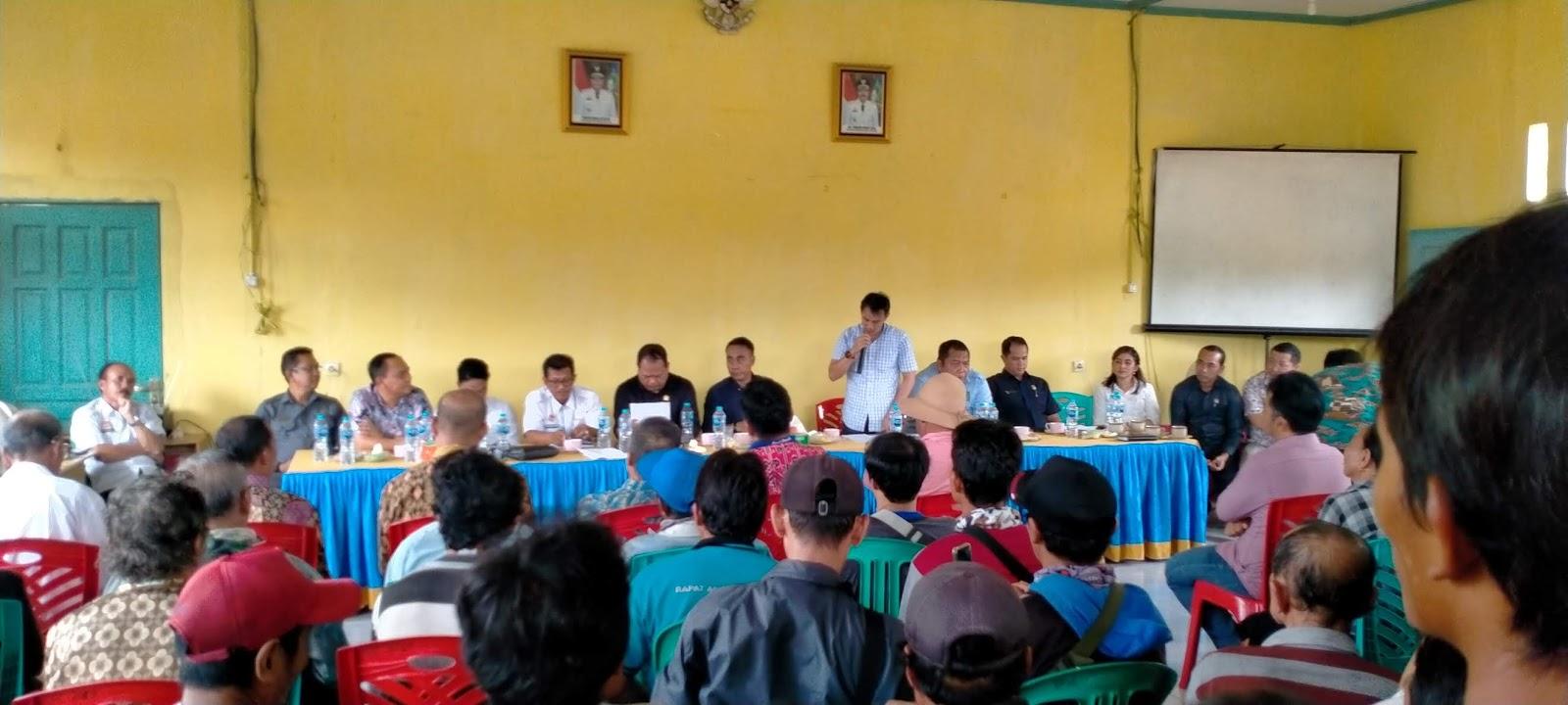 Persoalan PT.MKS dan Petani Sawit di Noyan Sudah Mendapatkan Titik Terang
