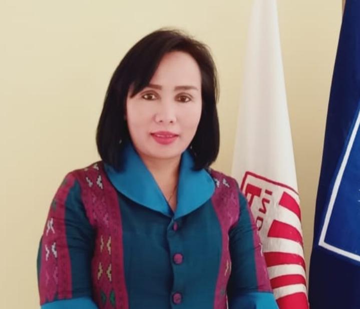 Anggota DPRD Kabupaten Sanggau,Beri Ucapan Selamat Kepada Pengurus BAMAG Periode 2019-2022