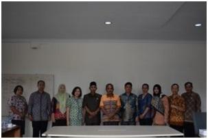 Komisi C DPRD Sintang Rapat Bersama Dinsos Dan Kesra