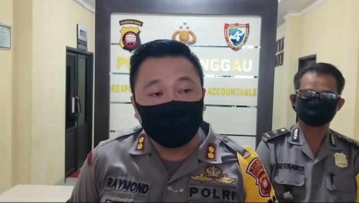 Meski Menghadapi Pandemi Covid-19 Pihak Polres Sanggau Tetap Melaksanakan Tindakan Kepolisian