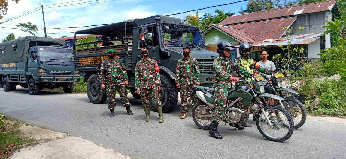 TNI Komitmen Kawal,Pendistribusian Beras Hingga ke Daerah
