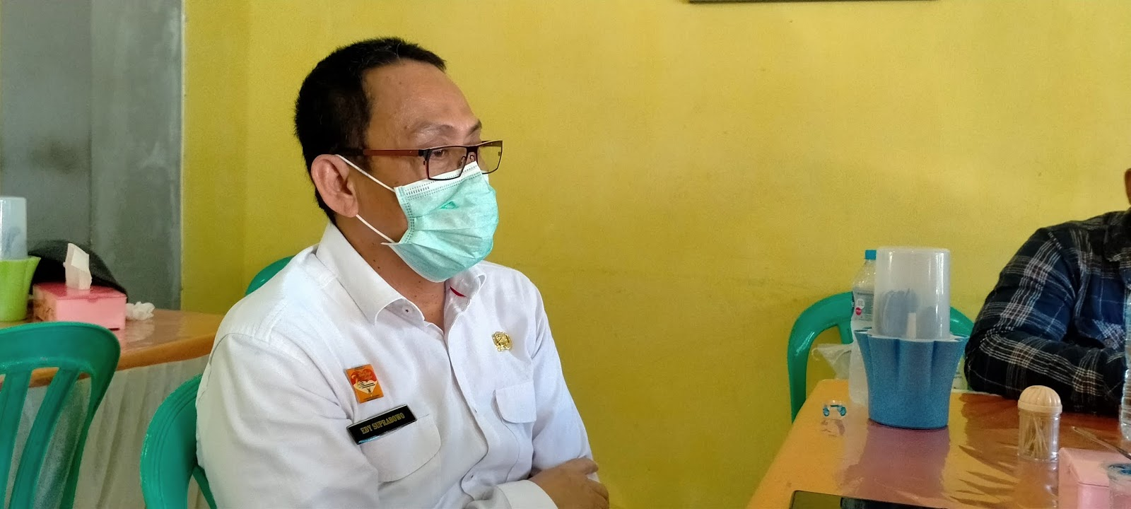 Terkait Surat Yang di Keluarkanya Direktur RSUD M Th Djaman Beri Karifikasi dan Permohonan Maaf